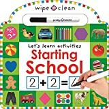 Starting School (Wipe Clean Learning)