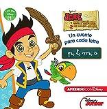 Jake y los piratas de Nunca Jamás. Un cuento para cada letra: p, l, m, s (Leo con Disney Nivel 1)