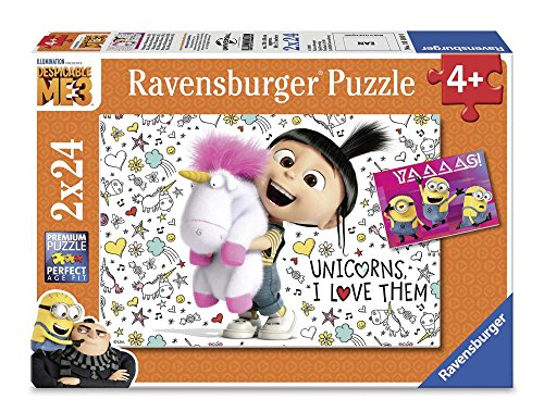 Ravensburger Italy Puzzle Cattivissimo Me 3, 07811 0