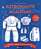 Astronaute académie - Livre-Jeu - dès 7 ans