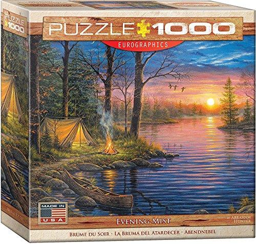 Eurographics 8000-2.192cm Evening Mist Puzzle da Pezzi