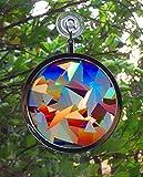 Rainbow Symphony Suncatcher - Cristal Arcoiris Ventana Sun Catcher