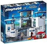 Playmobil 6919 Stazione Della Polizia Con Prigione