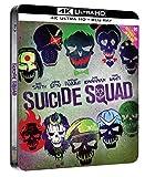 Suicide Squad - Steelbook (Esclusiva Amazon) (Collectors Edition) (Blu-Ray + 4K)