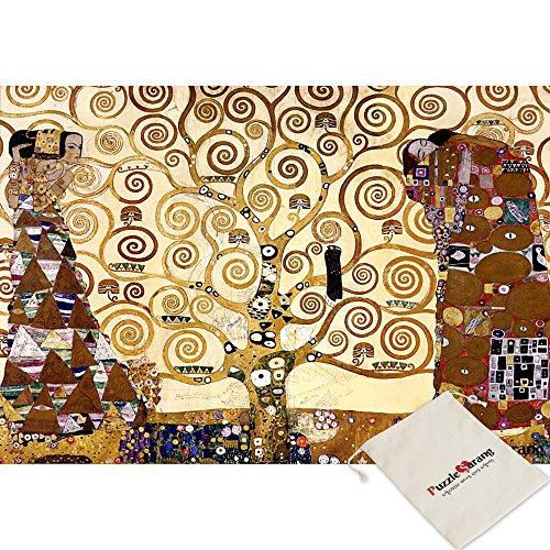 Puzzle Life L'albero della vita - Gustav Klimt - 1000 Piece Jigsaw Puzzle