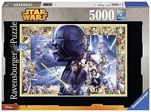 Ravensburger Italy Star Wars Puzzle in Cartone, 17431