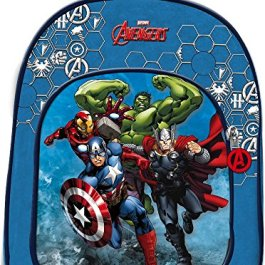 Star Licensing Marvel Avengers Zainetto Medio Zainetto per Bambini, 32 cm, Multicolore