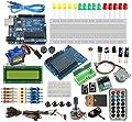 [Sintron] Arduino Uno R3 Board Starter Kit Tutorial Lezione In italiano With LCD Servo Motor Sensor Module