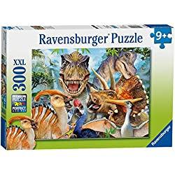 Ravensburger Delighted Dinos XXL - Puzzle (300 Piezas)