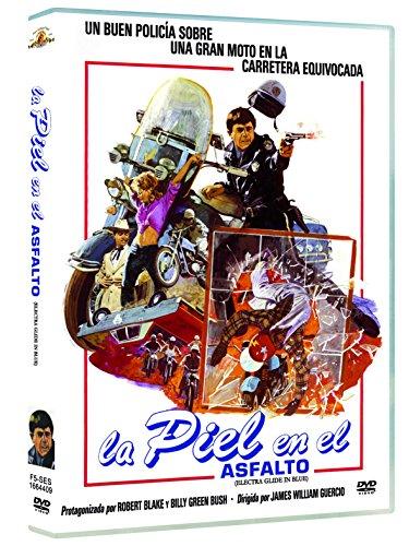 La Piel En El Asfalto [DVD]