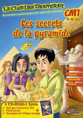 Le Club des Trouvetout CM1 : Les Secrets de la Pyramide - version 2005/2006