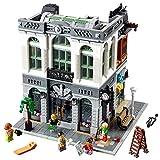 LEGO Creator Expert Brick Bank Building Kit (2380 Piece) by LEGO