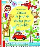 Cahier d\activités por les petits - En voyage