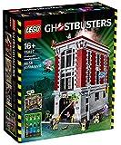 LEGO- Ghostbusters Caserma dei Vigili del Fuoco Costruzioni Piccole Gioco Bambina 215, Colore Vari, 75827