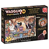Wasgij 19150 Original 26 Celebrity Chief Chef Jigsaw Puzzle, 1000-Piece