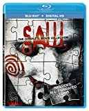 Saw: The Complete Movie Collection [USA] [Blu-ray]