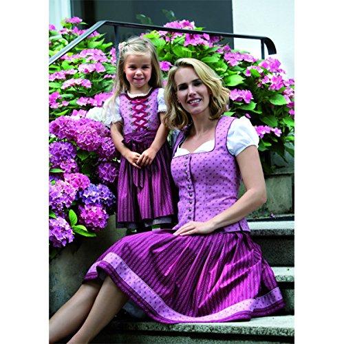 Mieder Michelle in Rosa von Country Line, Größe:34, Farbe:Rosa - 4