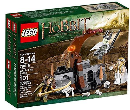 LEGO The Hobbit - La Batalla del Rey Brujo, juego de construcción (79015)