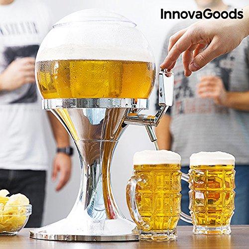 Il nuovo Beer Dispenser spillatore da tavolo di birra fresca alla spina da 3,5 litri senza BPA...