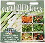 Mr. Fothergill's Summer Vegetables Seed Collection
