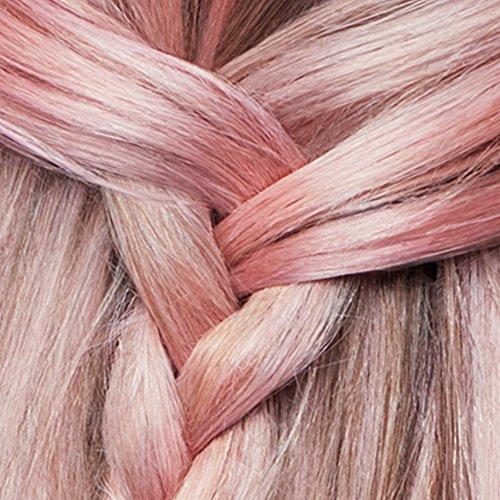 L'Oréal Paris Colorista Washout Pastel Colorazione Pastello Capelli Temporanea, Adatta per Capelli Biondi o Schiariti, Rosa (Pink)