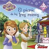 La Princesa Sofía. El picnic de los tres reinos: Cuento con pegatinas (Disney. Princesa Sofía)