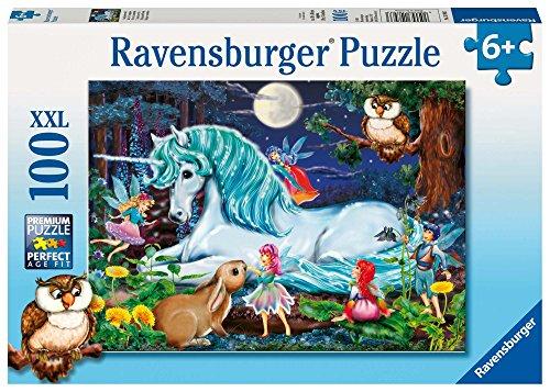 Ravensburger Foresta Incantata - Puzzle 100 Pezzi