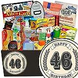 46 Geburtstag Geschenke Frauen - 24er DDR Paket - Geburtstagsgeschenk 46.