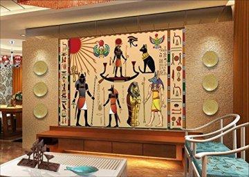 Jonp 3D Papel pintado Wallpaper Grandes Murales Personalizados Antiguo Egipto Celebration Hotel Salón Tv Sofá Dormitorio De Pared 3D Estereoscópico Papel Tapiz Fresco mural 3