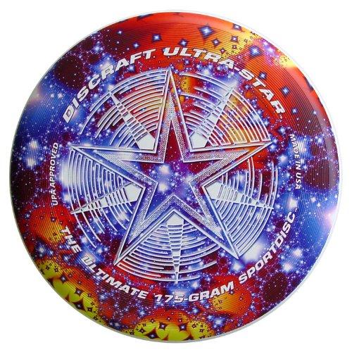 Discraft 175gram Super Color Ultra-Star Disc, Starscape