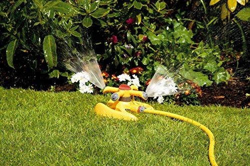 Hozelock Round Sprinkler Plus 254m²