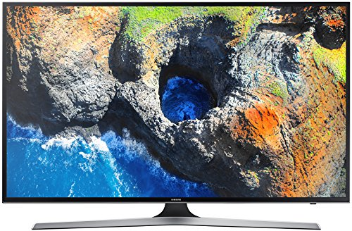 Samsung UE55MU6179U 55 Zoll Flat Fernseher (Ultra HD, HDR, Triple Tuner, Smart TV), Schwarz