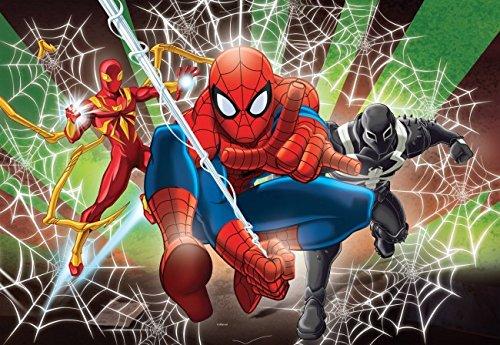 Clementoni 20651 - Spiderman Puzzle, 104 Pezzi