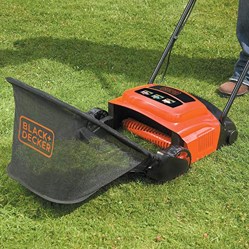 If your after a cheap model without getting something too flimsy, then the 'Black + Decker GD300' is an excellent choice and does a great job a removing moss and thatch. Its even a 'Amazon Best Seller' but at such as good price, its easy to see why. It may be a 'best seller' but it NOT 'The Best'