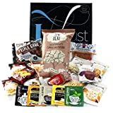Tea Time Gift Hamper - Just Treats Lunar Gift Box: Jam Packed with the Best Tea Time Biscuit Favourites! Great Easter Gift for Him and Her, Boys & Girls, Mums & Dads, Men & Women