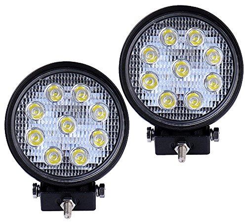2 X 27W LED SUV lavoro fuori strada luce lampade riflettore proiettore, UTV, ATV Offroad faro luci...