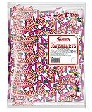 Swizzels Matlow Love Hearts Mini Roll Sweets, 3kg