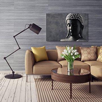 Feeby Frames, Cuadro en lienzo, Cuadro impresión, Cuadro decoración, Canvas, BUDA, GRIS 5