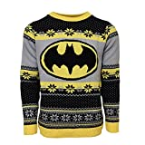 Official Batman Christmas Jumper / Ugly Sweater - UK S / US XS