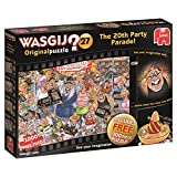 Jumbo 19151 Wasgij Original 27- The 20th Anniversary Party Parade Jigsaw Puzzle (2 x 1000-Piece