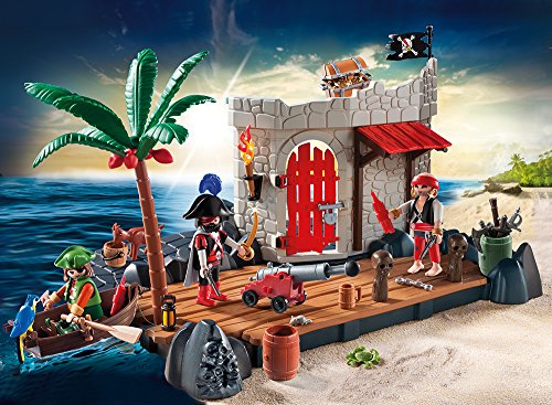 PLAYMOBIL 6146 – Super Set Piratenfestung - 2