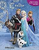 Frozen. Mi libro-juego: Incluye un cuento, figuritas y un tapete para jugar (Disney. Frozen)