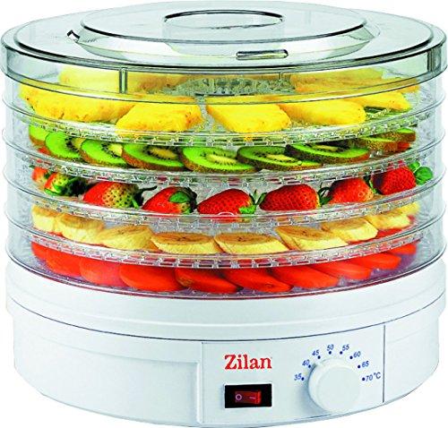 Deshidratador - Deshidratador de alimentos - secador de frutos - (ronda o ovalado) (Ronda)