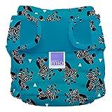 Bambino Mio, miosoft culotte de protection, zèbre, taille 1 (