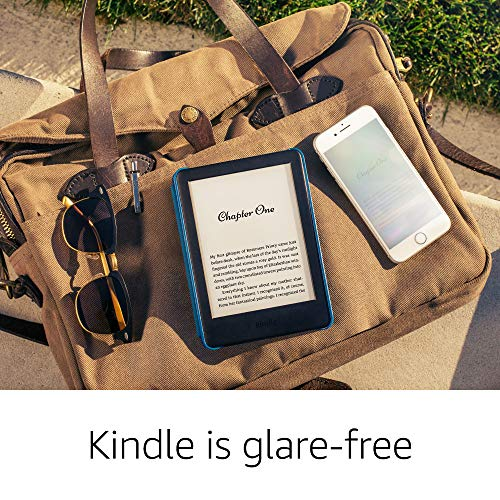 All-new Kindle   Now with a built-in front light-with Special Offers-White 5  All-new Kindle   Now with a built-in front light-with Special Offers-White 61WKRCFT ML