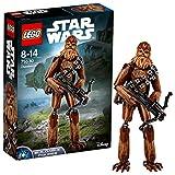Lego Star Wars- Chewbacca, Multicolore, 75530