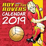 Roy of The Rovers Calendar 2019