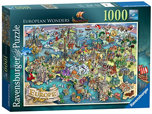 Ravensburger europea Wonders puzzle da pezzi