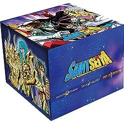 Saint Seiya Serie Completa - Edición Coleccionista 30º Aniversario [DVD]