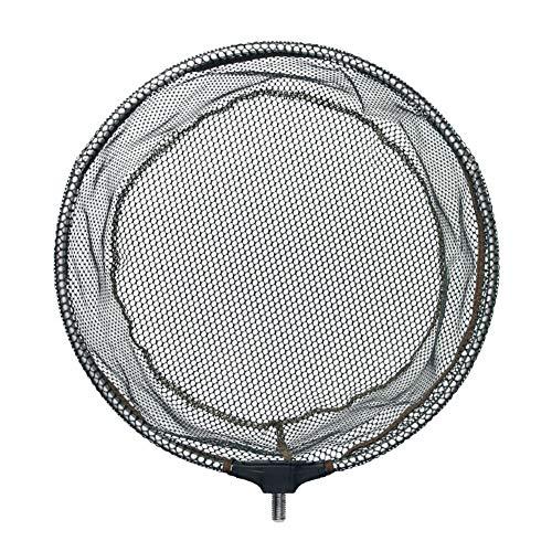 Balight Testa da Pesca Testa Telaio in Lega di Alluminio Guadino da Pesca Rete Rimovibile Anti-Gancio Rete da Pesca Testa Accessori per la Pesca Utile